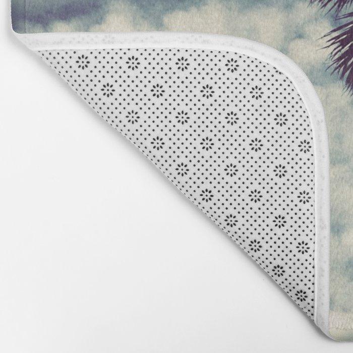 Charleston Palm Bath Mat