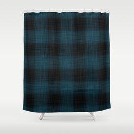FrostburgPlaid 06 Shower Curtain