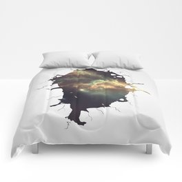 Into Space Comforters