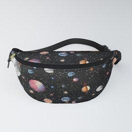 Cosmic world Fanny Pack