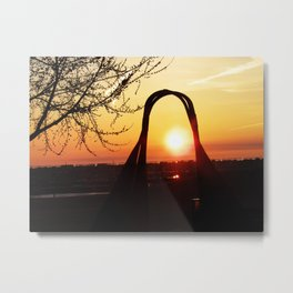 A mother's love for her child Metal Print