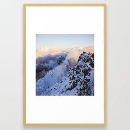 Mount Pilchuck | Washington | John Hill Photography Framed Art Print