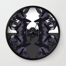 Dimension War Wall Clock
