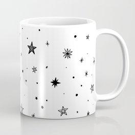 Doodle Stars Coffee Mug