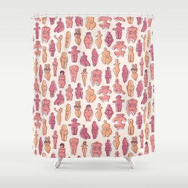 Ancient 'Venuses' Shower Curtain
