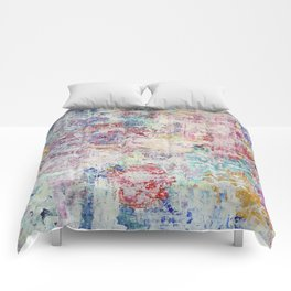 Abstract 136 Comforters