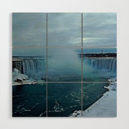 Niagara Falls Wood Wall Art