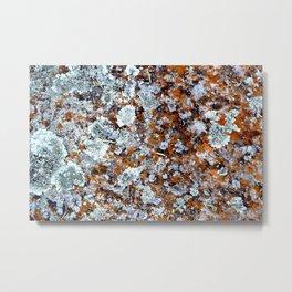 Minerals and Stones Metal Print