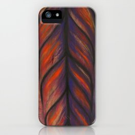 Feather Tribe iPhone Case
