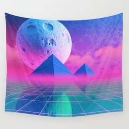 Hitzone '84 Wall Tapestry