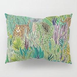 Jungle Tigers by Veronique de Jong Pillow Sham