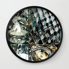 Plastic series 7 Wall Clock