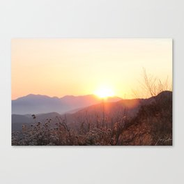 Summer Atmosphere 7 Canvas Print