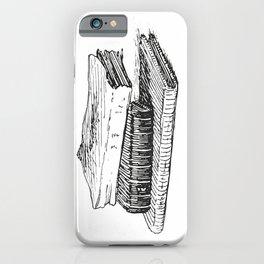 Books 3 iPhone Case