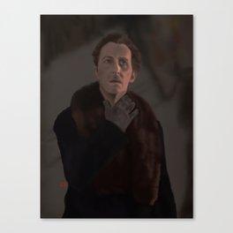 Van Helsing Canvas Print