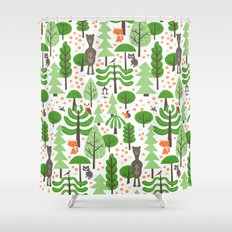 Wildwood Shower Curtain