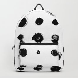 81 Attempts (black) Backpack