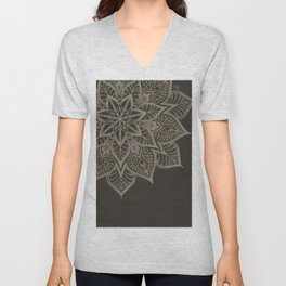 Essence - earth Unisex V-Neck