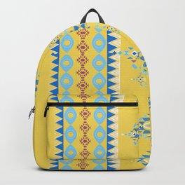 Bright Boho Tribal Pattern Backpack