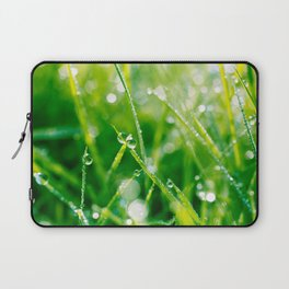 cold morning Laptop Sleeve