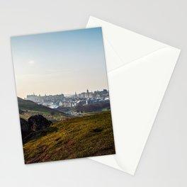 Edinburgh Skyline Stationery Cards