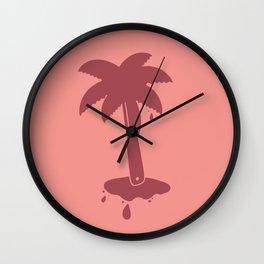 TROPIK/LL Wall Clock