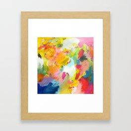 Fearless Love Framed Art Print