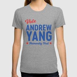 Vote  Andrew Yang T-shirt