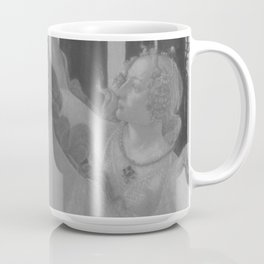 Black White Primavera Coffee Mug