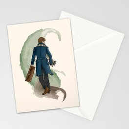 Fantastic Magizoologist Stationery Cards