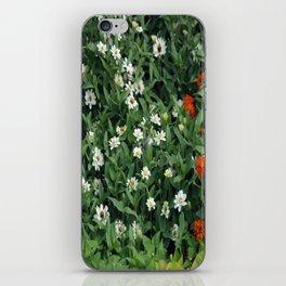 Tiny Flowers iPhone Skin