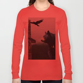 The Sacred Trail of the Great Bear Long Sleeve T-shirt