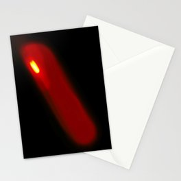 LONG TIME TO TOMORROW - #7 CRIMSON Stationery Cards
