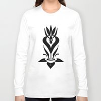 mythology Long Sleeve T-shirts featuring Sweet Mythology Graphic Design by Denis Marsili DDTK