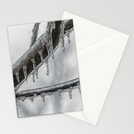 Icy Branch Stationery Cards