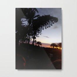 Sunset in San Clemente Metal Print
