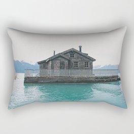 Lake House Rectangular Pillow