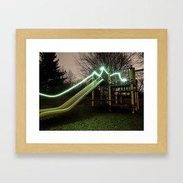 Kids 1 Framed Art Print