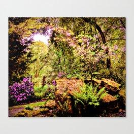Essence of Nature Canvas Print