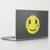 coldplay Laptop & iPad Skins featuring Music Smile V2 by Sitchko Igor