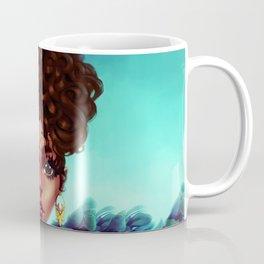 Flourished Coffee Mug