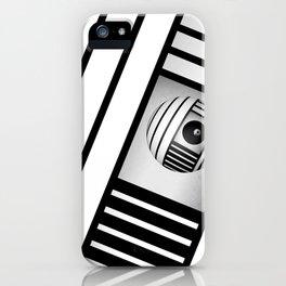 Hetero curious iPhone Case