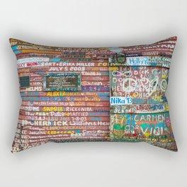 Anderson's Dock Rectangular Pillow