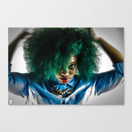 Weirdo Canvas Print