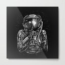 Secrets of Space 2017 Metal Print