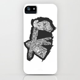 joints iPhone Case