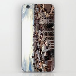 A Walk Across The Rooftops iPhone Skin