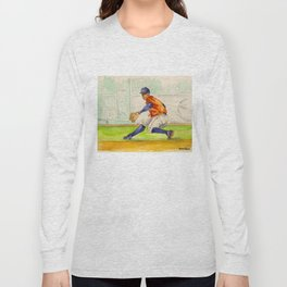 Carlos Correa - Astros Shortstop Long Sleeve T-shirt