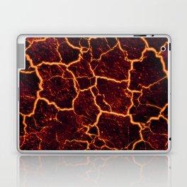 Lava Rocks Laptop & iPad Skin