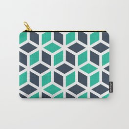 Nautical Tiles Carry-All Pouch